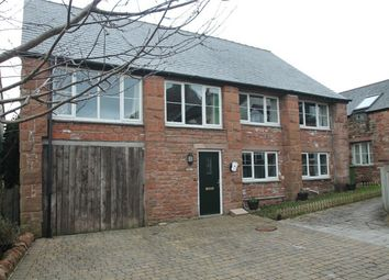 Thumbnail 3 bed barn conversion for sale in The Barn, 11 Field House Gardens, Penrith, Cumbria