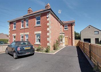 Thumbnail 3 bedroom semi-detached house to rent in Church Lane, North Bradley, Trowbridge