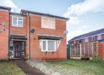 Thumbnail 1 bed flat for sale in Bond Way, Cannock