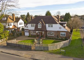 Thumbnail 5 bed detached house to rent in Ember Lane, Esher