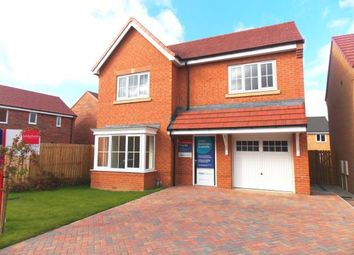 Thumbnail 4 bed detached house for sale in Brookfield Avenue, Middlesbrough