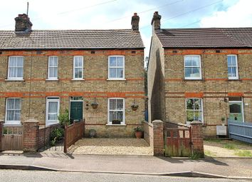 Thumbnail 3 bed end terrace house for sale in Sun Street, Biggleswade
