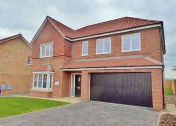 Thumbnail 5 bed detached house for sale in Derwent Close, Stamford Bridge, York