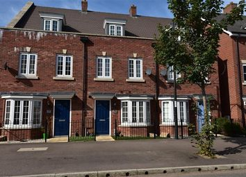 Thumbnail 3 bed terraced house for sale in Brooklands Avenue, Wixams, Bedford