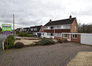 Thumbnail 3 bed semi-detached house for sale in Pelham Road, Droitwich