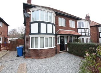 Thumbnail 4 bed semi-detached house for sale in Kingsway, Cottingham