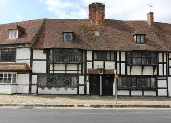 Thumbnail 3 bed terraced house for sale in High Street, Biddenden, Ashford
