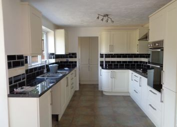 Thumbnail 4 bed detached house for sale in Damson Close, Thrapston