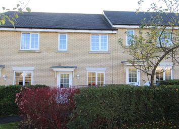 Thumbnail 2 bed terraced house to rent in Jeavons Lane, Cambourne, 5Fa, Cambourne