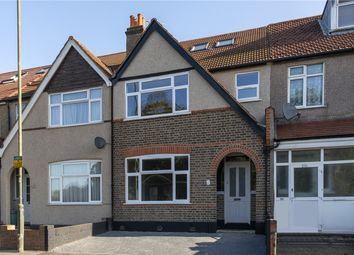 Thumbnail 4 bed terraced house to rent in Commonside East, Mitcham