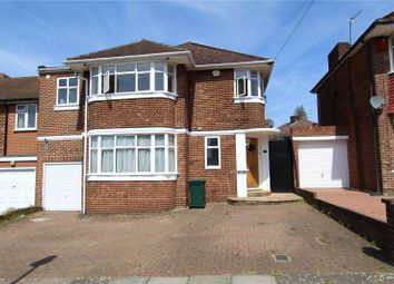 Thumbnail 4 bed detached house to rent in Blackwell Gardens, Edgware
