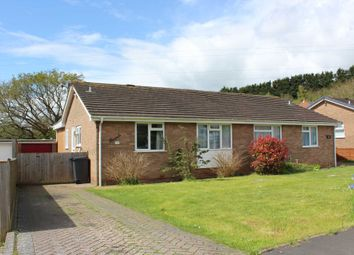 Thumbnail 3 bed semi-detached bungalow for sale in Partridge Road, Exmouth