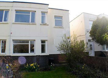 Thumbnail 1 bed flat to rent in Freshbrook Road, Lancing, Worthing