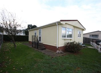 Thumbnail 2 bed detached bungalow for sale in Orchards Park, Ruskington, Sleaford, Lincolnshire