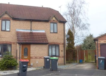 Thumbnail 2 bed semi-detached house to rent in Roewood Close, Kirkby-In-Ashfield, Nottingham