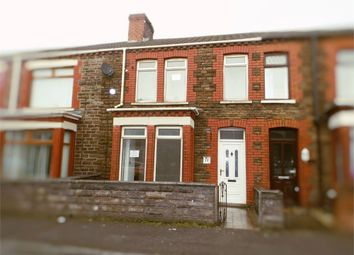 Thumbnail 3 bed terraced house to rent in Cambrian Place, Port Talbot, West Glamorgan