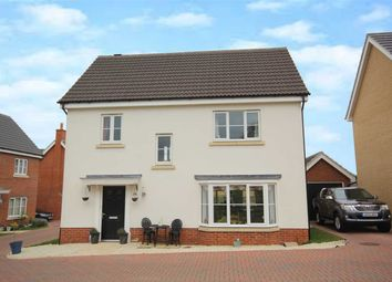 Thumbnail 4 bed detached house for sale in Brooklands House, Overing Avenue, Great Waldingield