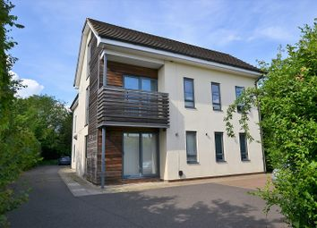 Thumbnail 2 bedroom flat for sale in Greenway Lane, Fakenham, Norfolk.