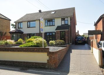 Thumbnail 4 bed semi-detached house for sale in Bedlam Court Lane, Minster, Ramsgate
