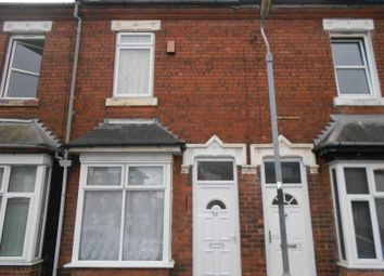 Thumbnail 2 bedroom terraced house for sale in Clinton Street, Birmingham