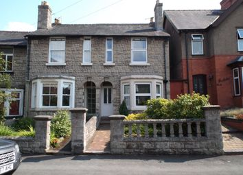 Thumbnail 2 bed terraced house to rent in Copthorne Road, Shrewsbury