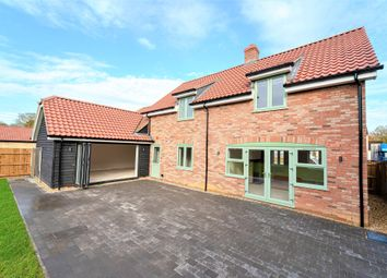 Thumbnail 4 bedroom detached house for sale in Church Lane, Upwood, Ramsey, Huntingdon
