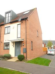 Thumbnail 3 bed end terrace house for sale in Neptune Road, Wellingborough