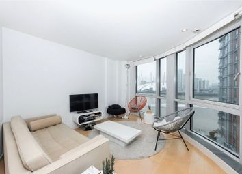 Thumbnail 1 bed flat to rent in Ontario Tower, Canary Wharf
