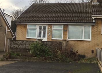 Thumbnail 2 bed semi-detached bungalow to rent in Manor Approach, Rotherham