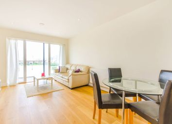 Thumbnail 1 bed flat to rent in Peartree Way, Greenwich