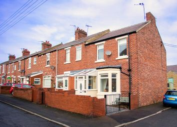 Thumbnail 3 bed end terrace house for sale in 1 Willow View, Burnopfield, Newcastle Upon Tyne