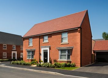 "Thumbnail 5 bed detached house for sale in ""Henley"" at The Long Shoot, Nuneaton"