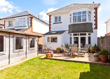Thumbnail 3 bed detached house for sale in Clingan Road, Southbourne, Bournemouth