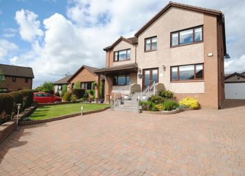 Thumbnail 5 bed detached house for sale in Cherry Walk, Motherwell