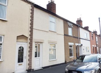 Thumbnail 3 bed terraced house for sale in Stafford Street, Burton-On-Trent