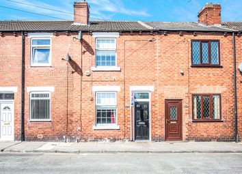 Thumbnail 2 bed terraced house for sale in Ashton Road, Castleford, West Yorkshire