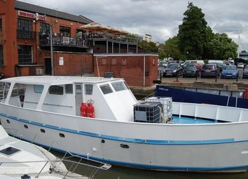Thumbnail 2 bedroom houseboat for sale in The Grove, Bristol