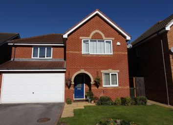 Thumbnail 5 bed detached house for sale in Carlton Close, Guisborough