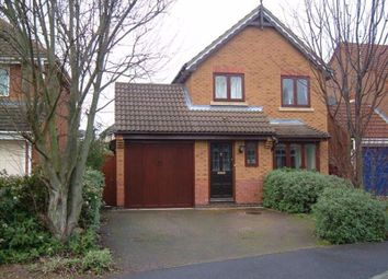 Thumbnail 3 bed detached house to rent in Greendale, Stukeley Meadows, Huntingdon