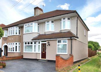 Thumbnail 5 bed semi-detached house for sale in Cranbrook Road, Bexleyheath, Kent