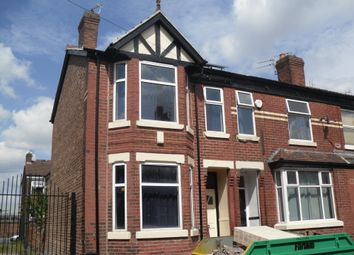 Thumbnail 4 bed semi-detached house to rent in St Brendans Road, Withington