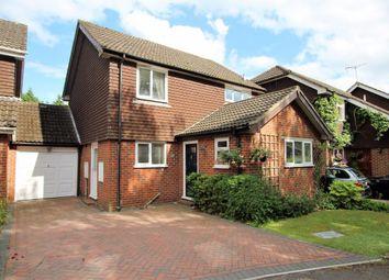 Thumbnail 3 bedroom link-detached house for sale in Limmer Close, Wokingham