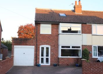 Thumbnail 3 bed semi-detached house for sale in Marians Drive, Ormskirk
