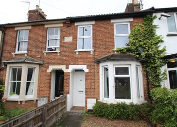 Thumbnail 2 bedroom terraced house for sale in Bicester Road, Aylesbury