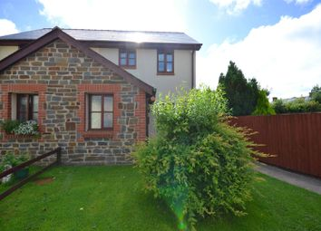 Thumbnail 3 bed semi-detached house for sale in Dungleddy Court, Clarbeston Road
