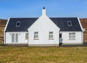 Thumbnail 3 bed detached house for sale in 1 Glen Uachdarach, Glenhinnisdal, By Portree
