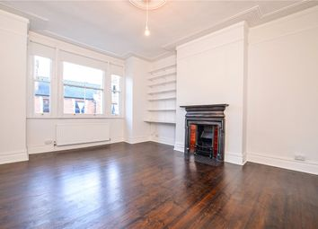 Thumbnail 3 bed flat to rent in Kinnoul Mansions, Rowhill Road, London