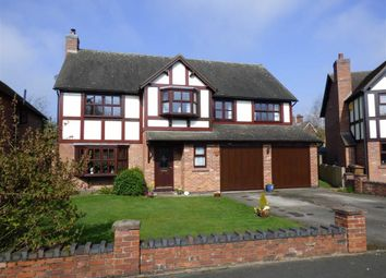 Thumbnail 5 bedroom detached house for sale in Chartwell Park, Sandbach