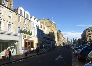 Thumbnail 2 bed flat to rent in George Street, New Town, Edinburgh