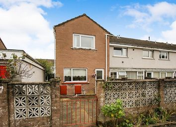 3 bed terraced house for sale in Cameron Court, Heathhall, Dumfries DG1